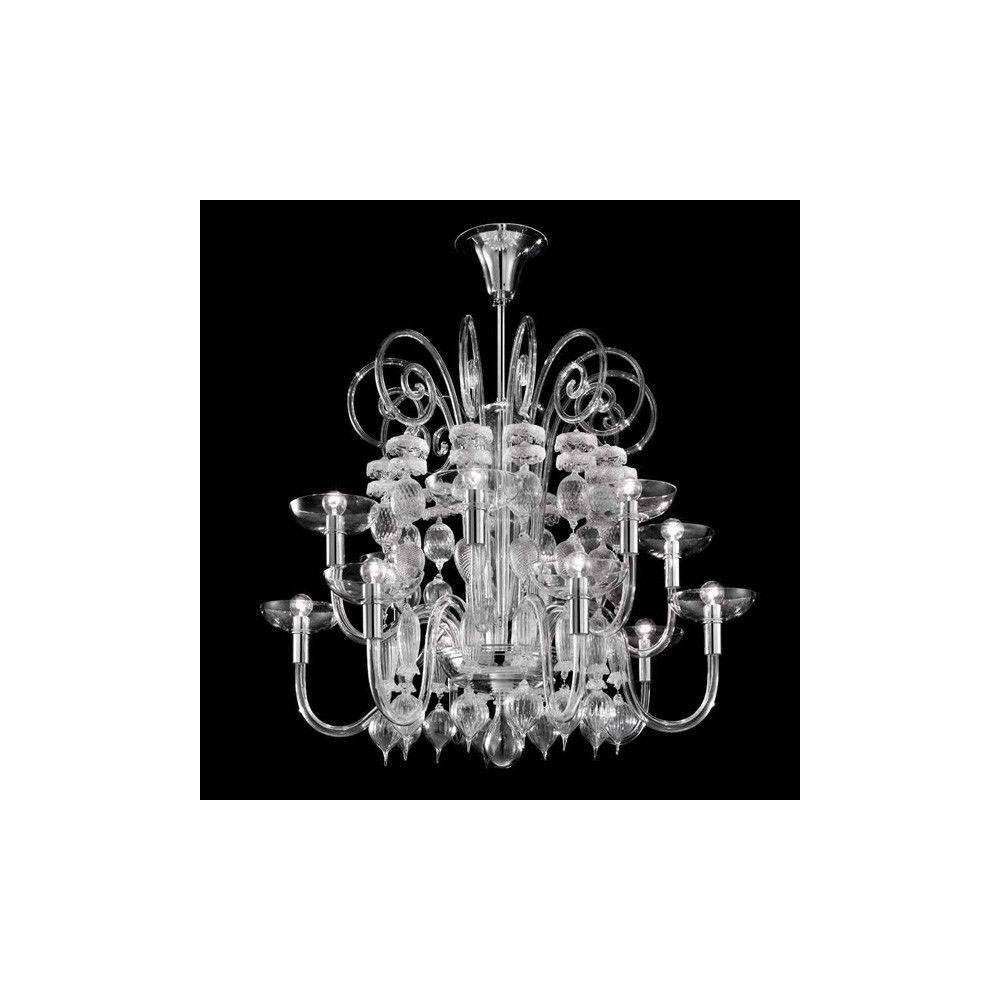 lampadario venini : VENINI Carlo Scarpa 99.37 Lamp Light & Lampe AGOF Store