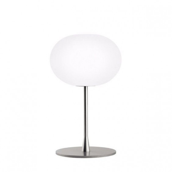 Glo Ball T table, Flos