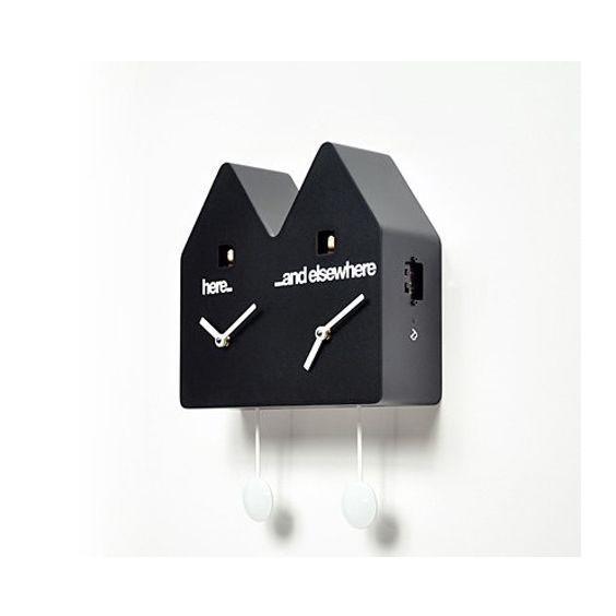 Double q Cuckoo clock, Progetti