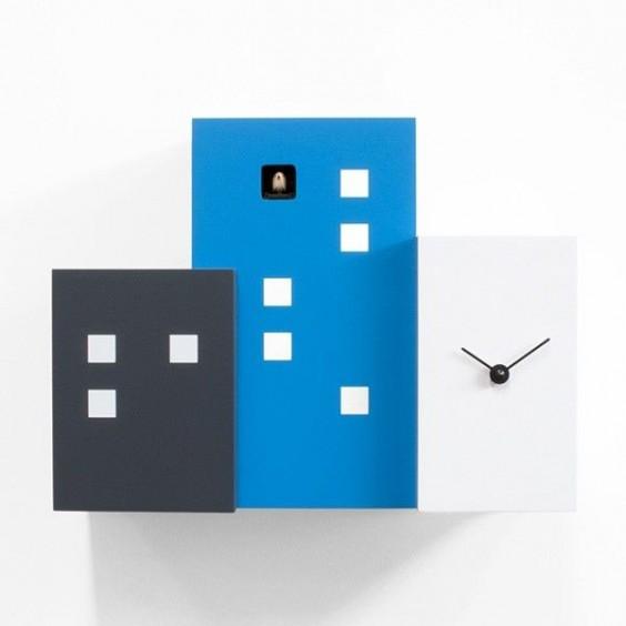Walls Cucù cuckoo clock, Progetti