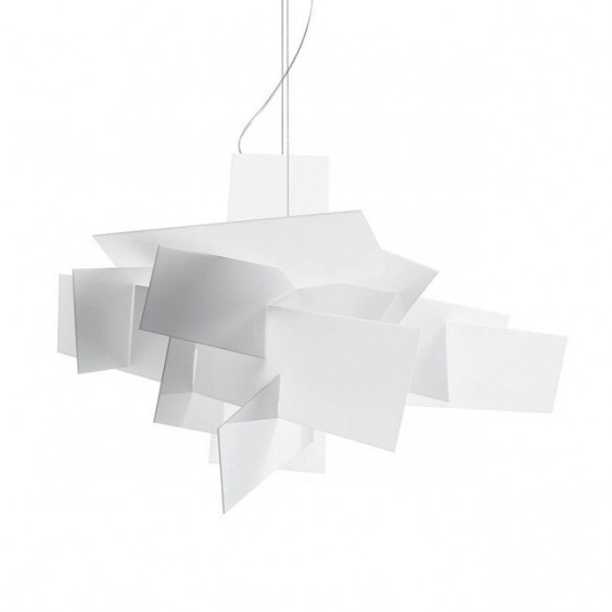 foscarini big bang suspension lamp lighting lampe. Black Bedroom Furniture Sets. Home Design Ideas