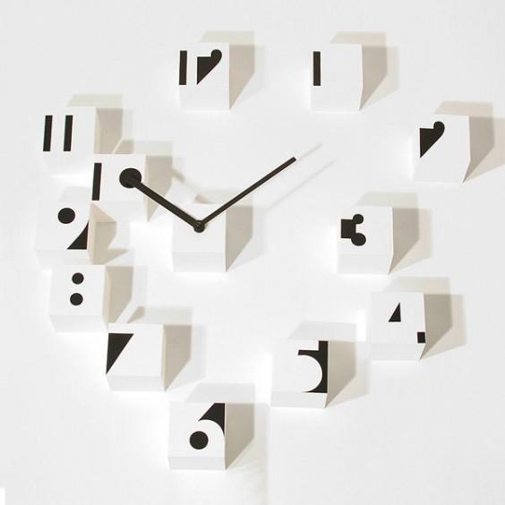 RND_Time Optical Wanduhr, Progetti