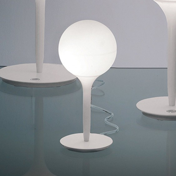 Castore table, Artemide