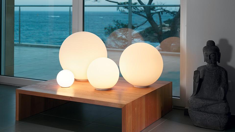 Lampade da tavolo per illuminare il soggiorno agof store agof store