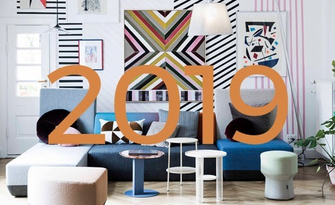 2019 HOME FURNISHING TRENDS | Take a look at the news